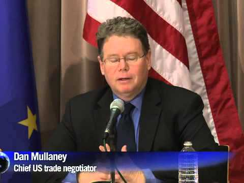 US, EU Wrap Up Third Round of Free Trade Talks