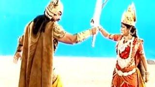 Mahishasur Vadh On The Sets Of 'Devon Ke Dev Mahadev