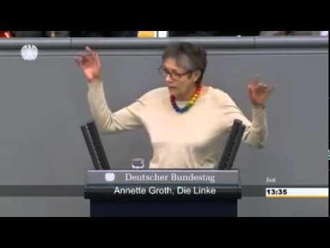 Annette Groth, Bundestagsabgeordnete  Syrischen Flüchtlingen ein Gesicht geben!