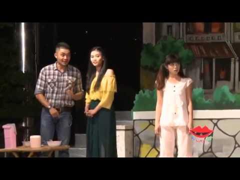 [Hai Hoai Linh] Ba anh kua má em - part 2
