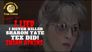 Part 3 Susan Atkins 1993 Parole Hearing California Prison