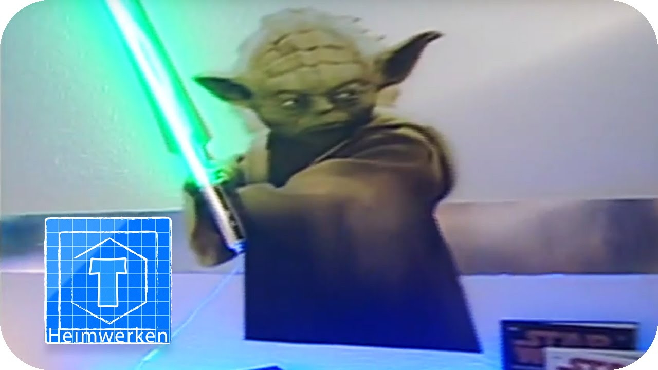 Deko tipps star wars f r das kinderzimmer youtube for Star wars tapete kinderzimmer
