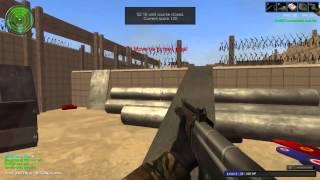 Red Crucible 2: Como Sair Do Armory No Base Camp Com Arma