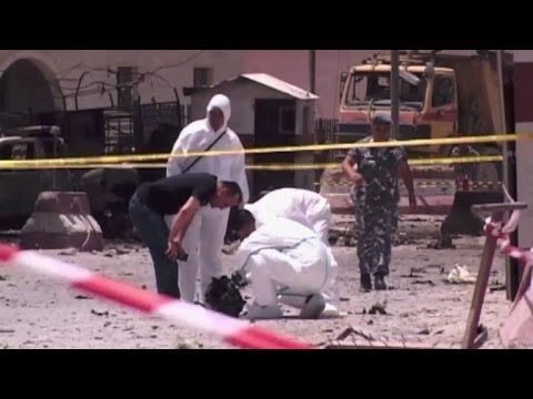 Suicide bomber kills two at Lebanese checkpoint