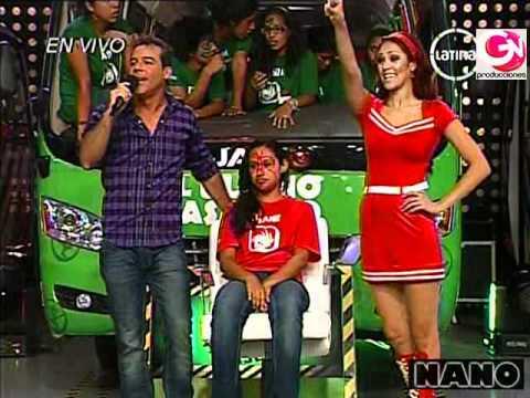 EL ÚLTIMO PASAJERO (Perú) - 5to Programa (25-03-2011)
