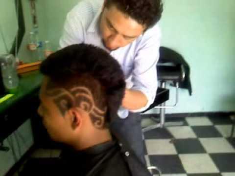 Grecas en cabello - Imagui