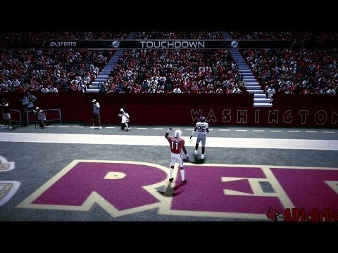 Madden 25 Online | Washington Redskins | RGIII! | Unforced Turnovers