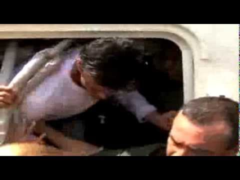 Así Leopoldo López le dio la cara a los venezolanos.