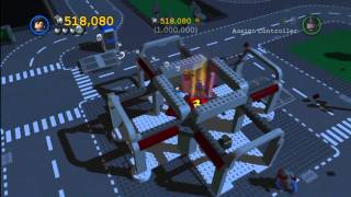 Lego Batman 2 DC Super Heroes: Hidden Level Lego Gotham