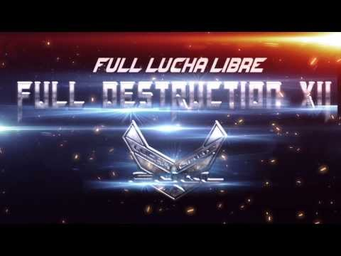 FULL Destruction 1era lucha Confirmada Jade vs Kristy (XNL)