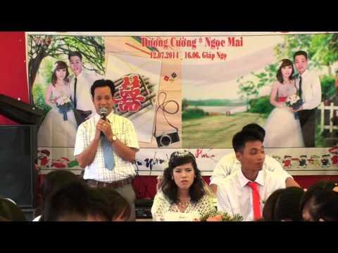 Lễ cưới Dương Cường & Ngọc Mai (Cẩm Ngọc)