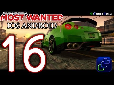 need for speed most wanted android gameplay part 1 need. Black Bedroom Furniture Sets. Home Design Ideas