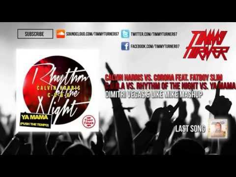 Calvin Harris - C.U.B.A vs. Rhythm Of The Night vs. Ya Mama (Dimitri Vegas & Like Mike Mashup