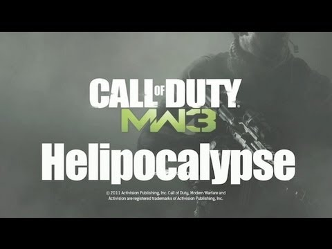 Call of Duty: Modern Warfare 3 - Helipocalypse Achievement Guide