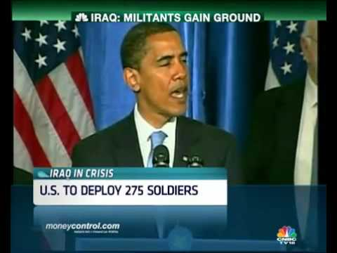 Iraq Crisis: Militants gain ground; US may deploy soldiers -  Part 2