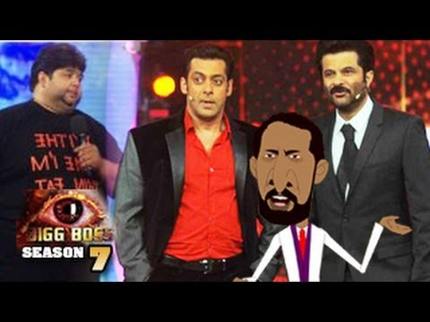 Bigg Boss 7 29th September 2013 Full Episode - Anil Kapoor Special (Weekend Ka WOW)