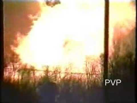 edison natural gas explosion durham woods youtube