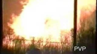 Edison Natural Gas Explosion Durham Woods