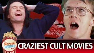 Craziest Cult Movies!