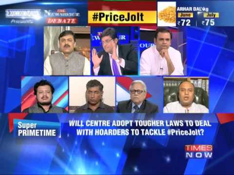 The Newshour Debate: The big Price Jolt - Full Debate (4th July 2014)
