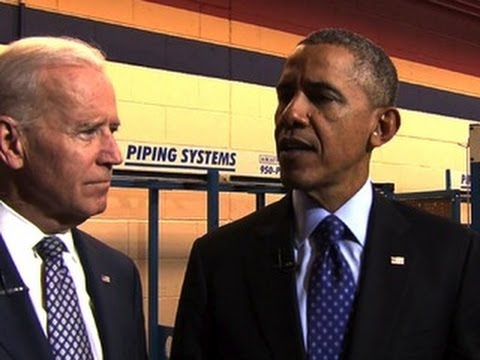 Obama, Biden reflect on Boston bombing, Kansas City shooting