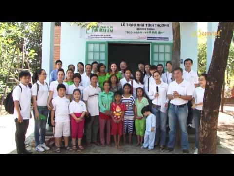 Trao căn nhà số 15 tại tỉnh Bình Phước