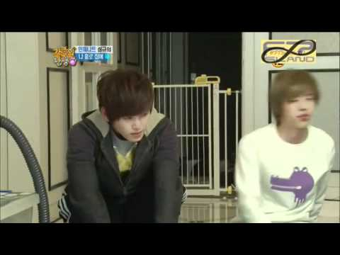ENG SUB] 111231 INFINITE Birth Of A Family EP8 1_3 - YouTube