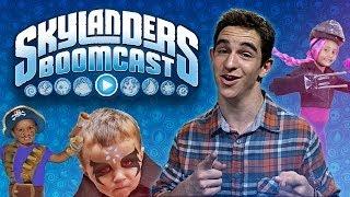 Skylanders BOOMCAST: Halloween Boomtacular With The