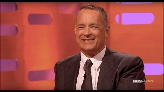 Tom Hanks' Wife Loved His Butt in Forrest Gump - The Graham Norton Show