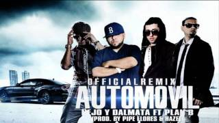 ‪Automovil (Remix) Ñejo Y Dalmata Ft. Plan B