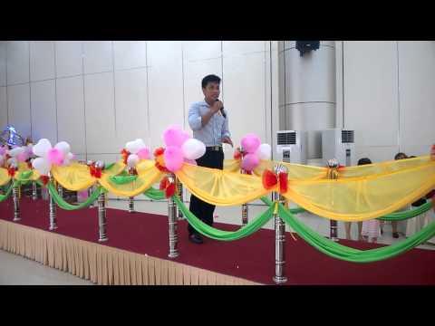 Con Bướm Xinh - Đám cưới Long