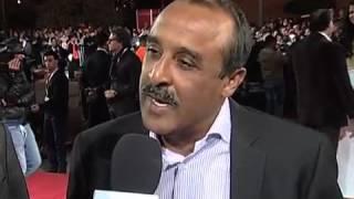 سعيد الناصري : ليست لدي أية مشكلة مع الدبوز و لكن أنصحه بالابتعاد عن سرقة أفكارنا   خارج البلاطو