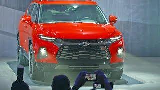 Chevrolet Blazer (2019) Features, Design, Interior