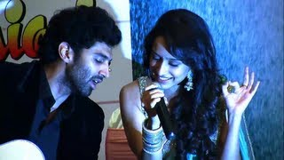 Aditya Roy Kapur And Shraddha Kapoor Live Performance