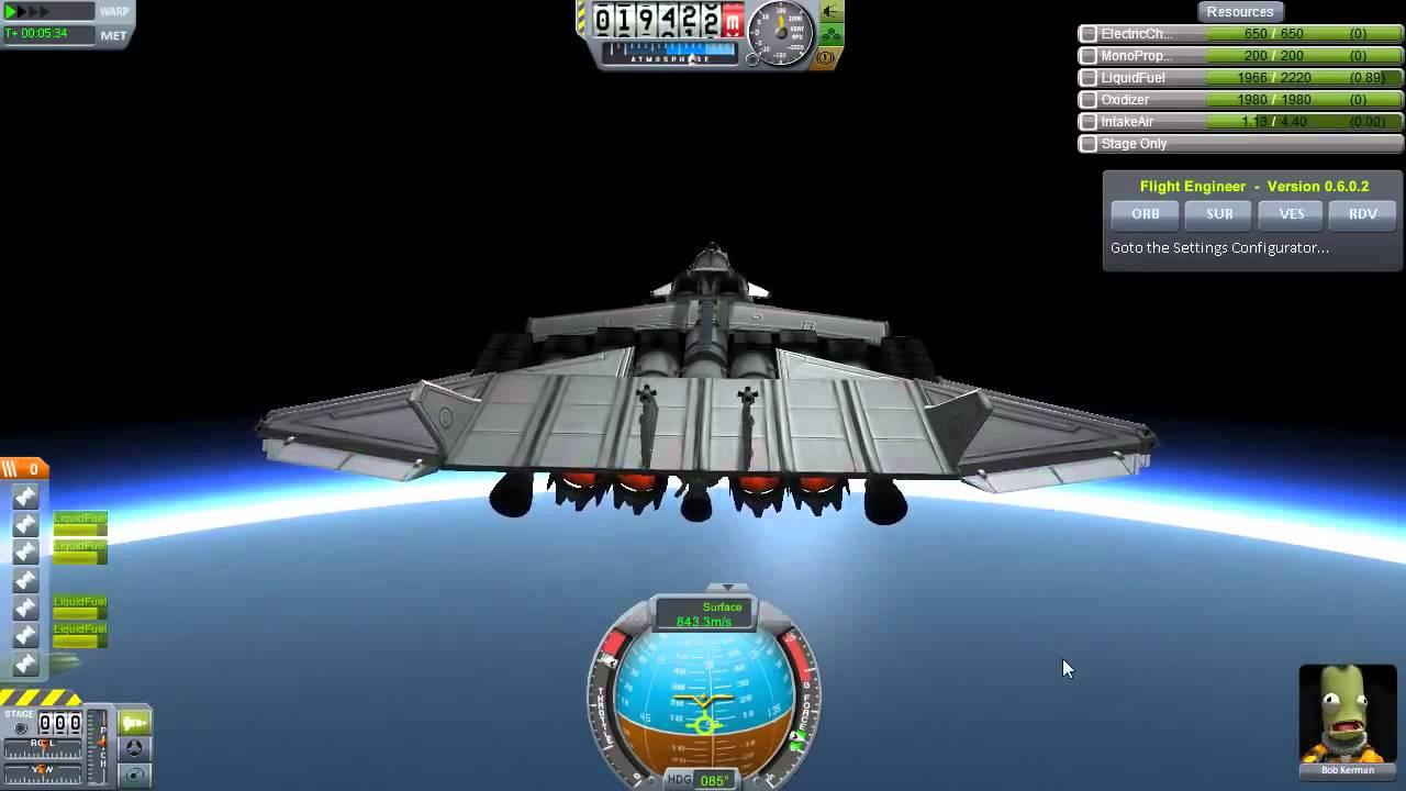 kerbal space program interplanetary ship - photo #5