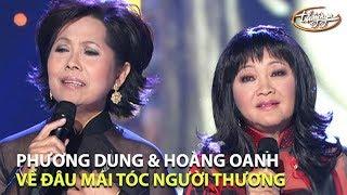 Hoàng Oanh & Phương Dung - Về Đâu Mái Tóc Người Thương (Hoài Linh) PBN 84