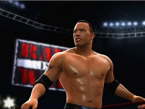 WWE '13: The Rock Trailer! -NzI3TQSN36k