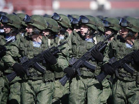 Tin Quân Sự - Đặc Nhiệm Nga Tham Chiến | Sức Mạnh Quân Sự Nga