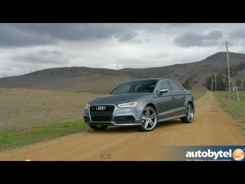 2015 Audi A3 Sedan Overview Video Review
