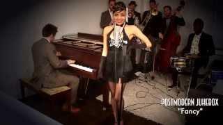 Fancy Vintage 1920s Flapper Style Iggy Azalea Cover Ft