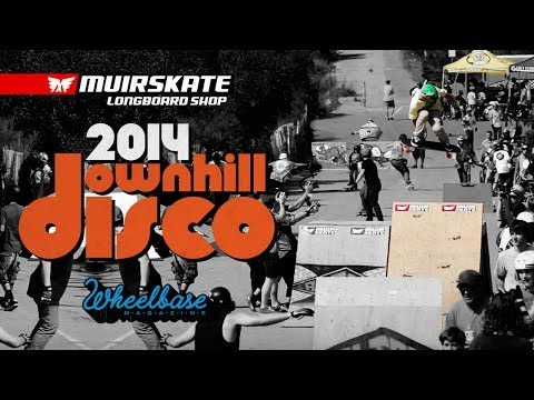 MuirSkate Downhill Disco, 2014 - Wheelbase Magazine
