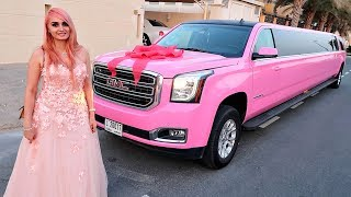 DUBAI RICH GIRL BIRTHDAY SURPRISE !!!