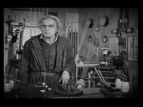 Metropolis Laboratory Scene Re-dub