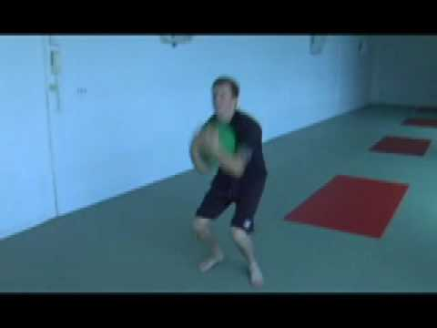 MMA Conditioning Workout - Muay Thai 101 - MMATraining.com Image 1