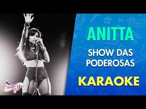 Anitta - Show das Poderosas (Official CantoYo Video)