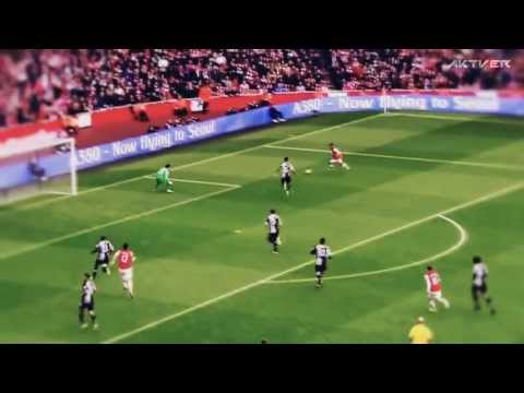 Arsenal F.C. | Jack Wilshere and Aaron Ramsey | Passes, Skills, Tackles
