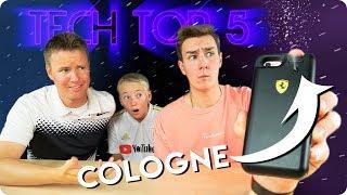 World's Top 5 Weirdest iPhone Cases ft. What's Inside!