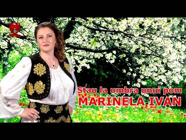 Marinela Ivan - Stau la umbra unui pom