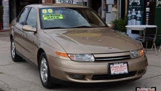 2000 Saturn LS Series Sedan