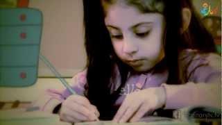 فيديو كليب حليت الواجب - ريماس العزاوي  قناة كنارى